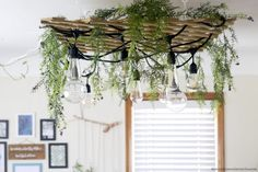 DIY Lattice Edison Light Fixture (indoors) - Imgur