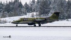 https://flic.kr/p/268tFUU | EFOU Oulu lentoasema Learjet 35A