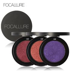FOCALLURE 33 Color Eye Shadow Makeup Party Shimmer Eyeshadow Palette Matte Nude Sexy  Higlighter Shimmer Cosmetic Makeup Eye Shadow
