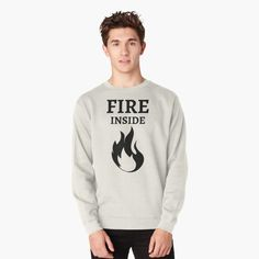 Fire Inside  - Get yourself a cool custom desing from RIVEofficial Redbubble shop : )) .... tags: #fire  #flame #innerfire  #fireinsideme #power #feelings #passion #cool #giftideas #blackandwhite #entrepreneur #energy #findyourthing #shirtsonline #trends #riveofficial #favouriteshirts #art #style #design #nature #shopping #insidecollection #redbubble #digitalart #design #fashion #phonecases #customproducts #onlineshopping #accessories #shoponline #onlinestore #shoppingonline