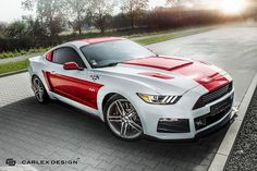 2017 Ford Mustang by Carlex Design