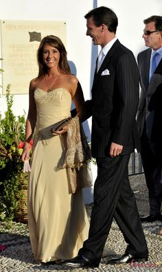 Marie & Joachim at the Greek royal wedding