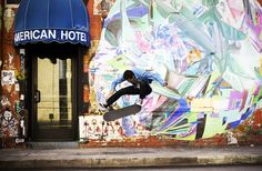 George Moreno from Jared Sherbert's Fresh Crops. Skateboard Mag, Skate Photos, Skateboards, Fresh, Skateboard, Skateboarding