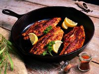 Black And Spicy Fish