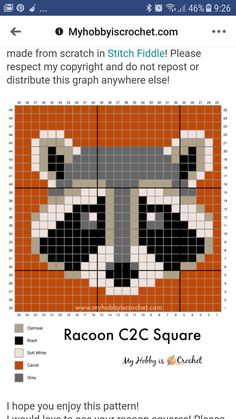 Animal Knitting Patterns, Knitting Machine Patterns, Crochet Stitches Patterns, Cross Stitch Patterns, Quilt Patterns, C2c Crochet, Crochet Bear, Cross Stitching, Cross Stitch Embroidery