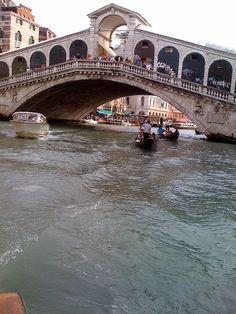 Love bridge Venice