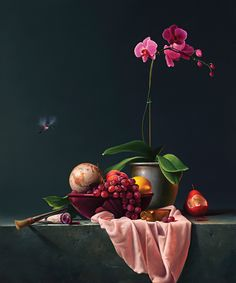 Maher Art Gallery: Dario Campanile / Italian artist