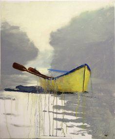 Joshua Flint - Wooden Canary 2013