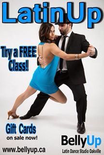 Did ya know BellyUp offers Latin dance? four classes every week plus socials and workshops. #arriba  www.bellyup.ca