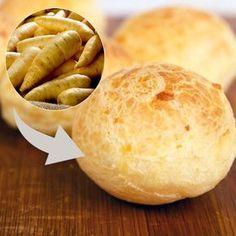 """Pão de queijo """"fake"""" sem ovos, sem glúten e sem leite – Emagrecer: vida e saúde"""