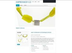 www.expressioncj.com  Our website is functional, soon online shop!