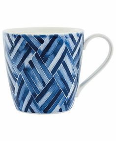 Lauren Ralph Lauren Somerset Island Woven Collection - Casual Dinnerware - Dining & Entertaining - Macy's