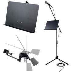 """Alctron MH-01 Universal Clamp On Music Mic Stand Attachment Tray 13.75"""" x 10.25"""" #Alctron"""