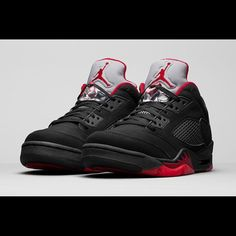 new styles 41b89 38bcc Air Jordan 5 Low Chinese New Year Color Black Bright Crimson-Beta Blue-Black  Style Code 840475-060 Release Date January 23, 2016 Price  200   Jumpman    Air ...