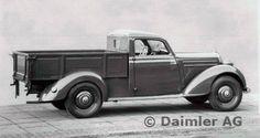 MB Typ 170 S-D Fahrgestell für Sonderaufbauten