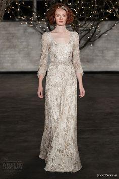 Jenny Packham Bridal Spring 2014 Wedding Dresses