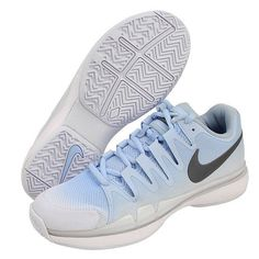 Nike Air Zoom Vapor 9.5 Tour Women s Tennis Shoes Blue Racquet NWT  631475-402   0fb38451579