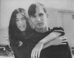 Patti et Todd son frère