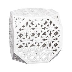 Small Floral Openwork Table | ZARA HOME