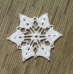 southern snowflake by MKemkay, via Flickr