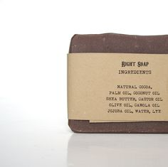 All Natural Soap | Right Soap