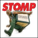 Comin up on 104.1 find out why you should catch STOMP this week @ the Civic Center. Members of the show are in studio to tell us more