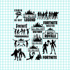 Fortnite Where We Droppin Boys Quote Svg Dxf Eps Png