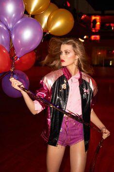 Luna Bijl by Terry Richardson for Vogue Paris March 2017