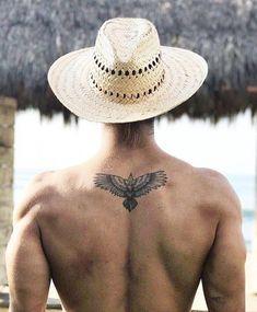 37 Small Eagle Tattoo Designs For Men 37 Small Eagle Tattoo . - 37 Small Eagle Tattoo Designs For Men 37 Small Eagle Tattoo Designs For Men - Small Tattoos Men, Cool Back Tattoos, Small Back Tattoos, Back Tattoos For Guys, Back Tattoo Men, Tattoo For Man, Tatoos Men, Tattos, Awesome Tattoos For Guys