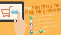 What Are the Benefits of #Shopping #online ?