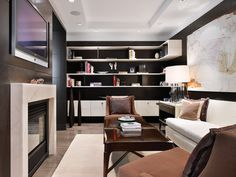 One Bedford at Bloor, Toronto. Interior design by Studio Munge.