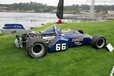 Mark Donohue's Penske Racing McLaren M16B, 1972 Indy Winner.