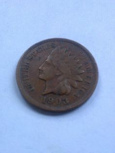 19001908 vg indian head pennies by DrewsCollectibles on Etsy, $2.00