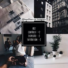 / free filter❕ I love thiss! perfect dark navy filter, looks great for pictures with less color and white in it 💦 (amazing for… Best Vsco Filters, Insta Filters, Filters Instagram, Instagram Feed, Fotografia Vsco, Vsco Feed, Fotografia Tutorial, Free Filters, Vsco Themes