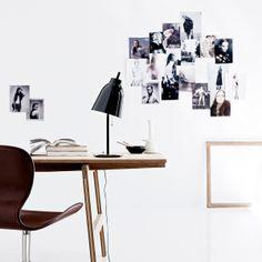 Lightyears Tischleuchte Caravaggio T, schwarz. #artvoll #Designer #CecilieManz www.artvoll.de