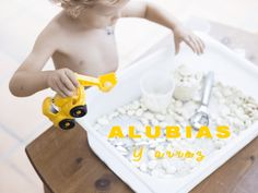 Bandeja sensorial alubias y arroz Kids Rugs, Reyes, Home Decor, Teaching, Charms, Log Projects, Rice, Lightbox, Trays