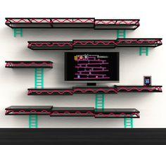 Mario World Wall / con mucho cariño para  @nosfaltamundo