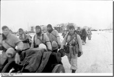 exhausted german troops on the eastern front - - Yahoo Image Search Results