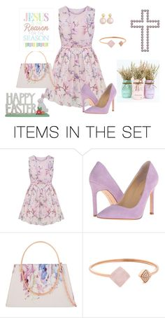 """""""Easter"""" by jamink ❤ liked on Polyvore featuring art and Easter"""