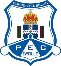 PEC Zwolle Sports Clubs, Juventus Logo, Atari Logo, Soccer, Logos, Box, Coat Of Arms, Drawings, Red
