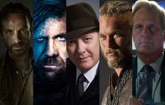 The Boys of Badassery.  Here is a look into our top 5 badass male characters on television in 2014.  #RickGrimes #TheHound #Reddington #RagnarLothbrok #WillMcAvoy #TWD #TheWalkingDead #GoT #GameofThrones #TheBlacklist #Vikings #TheNewsroom #Entertainment #Television #TV #PopCulture