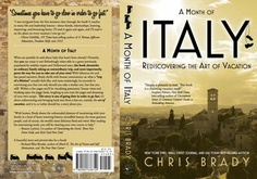 I love, love, love Italy!  Can't wait to read this book by Chris Brady!