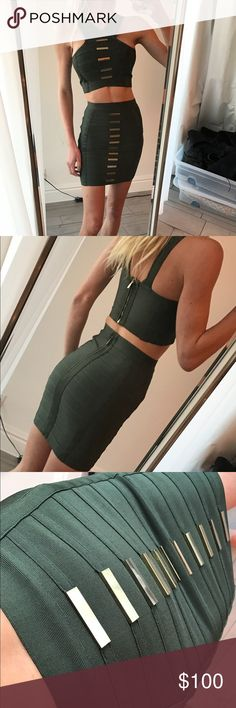 2 pieces set skirt and top sexy Super sexy and cute (not guess) Guess Dresses Mini