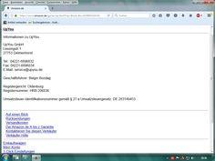 Neuer Fakeshop: One Up You - oneupyou.com IBAN DE70370700240445734700 - Online-Shops - Auktionshilfe.info - eBay - PayPal - Kleinanzeigen - Falle Internet