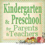 Kindergarten and Preschool  For Parents and Teachers