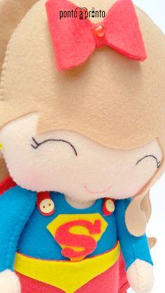 Felt Dolls, Princess Peach, Character, Superhero, Trends, Lettering