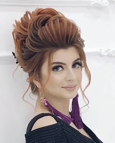 Long Hairstyles Art - EveSteps There are many different ways to enjoy long hairstyles. With so many different types, you may not run out of one of those long hairstyles Trending Hairstyles, Long Hairstyles, Braided Hairstyles, Hairstyles Videos, Latest Hairstyles, Peinado Updo, Hair Upstyles, Face Shape Hairstyles, Braids For Long Hair