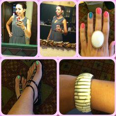 @mizzzzbeckyyyyy looking chic in her @ClubMonaco Dress! #YouBoughtIt