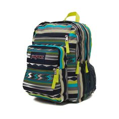 JanSport Big Student Stripe Backpack