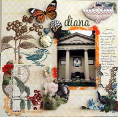 diana layout - Websters Pages